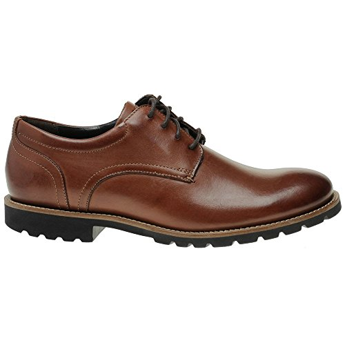 Rockport Modern Break Plaintoe OX Herren Schuhe Braun Braun