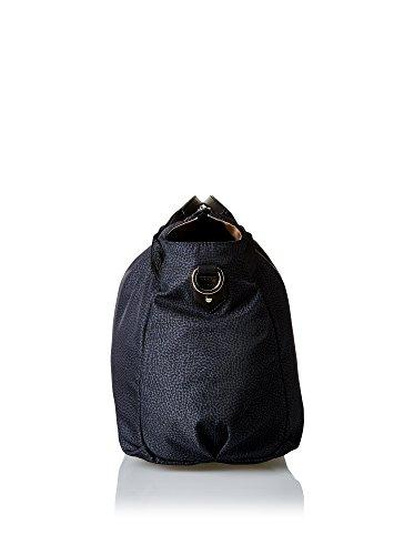 BORBONESE Handtasche 934682schwarz