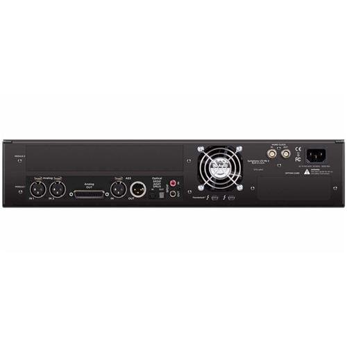 Apogee Electronics Symphony I/O MK II Multi-channel Thunderbolt Audio Interface with 2x6 Analog I/O + 8x8 Optical I/O + AES I/O Module by Apogee