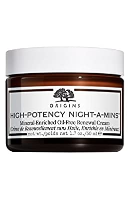 Origins High Potency Night-A-Mins? Mineral Enriched Renewal Night Cream UNBOX (Packaging May Vary)