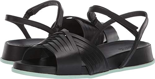 Camper New Women's Atonik Sandal Black, 38 M EU