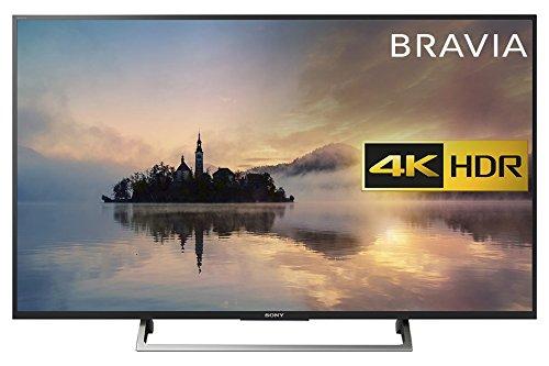 """Sony Bravia KD55XE7093BU 55"""" 4K HDR Smart TV (2017 exclusive model) - Black"""