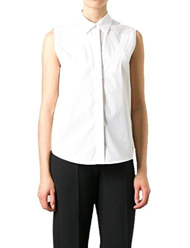 maison-martin-margiela-mm6-womens-white-button-down-blouse-shirt-us-xs-it-38