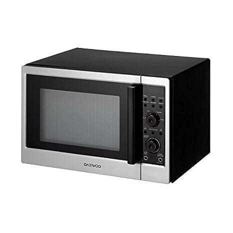 Microondas con horno y grill