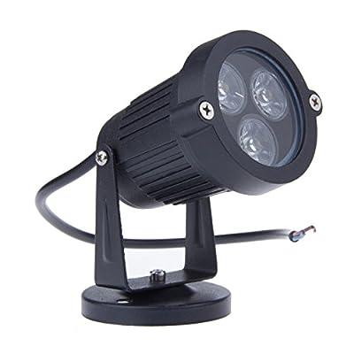 LEMONBEST LED Low Voltage Landscape up Down Light for Outdoor yard step lighting Warm White