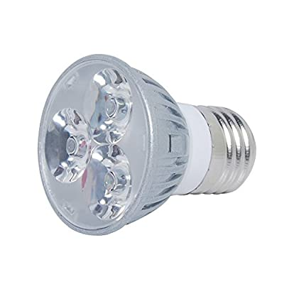 Excellent E27 4W Day White LED Bulbs High Power Spotlight Bulbs Lamps 270LM (Pack of 10)