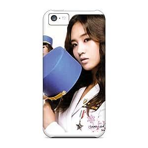 Iphone 4/4s Hard Back With Bumper Silicone Gel Tpu Case Cover Yuri