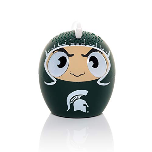 NCAA Bitty Boomer Wireless Bluetooth Speaker, Michigan State Spartans ()