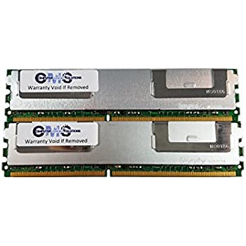 4GB 4363-xxx 2x2GB RAM Memory Compatible with IBM System x3200 4362