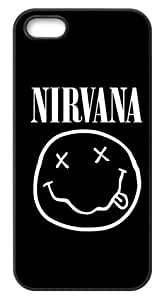 Accurate Store American rock band Nirvana (band) Iphone 5,5S TPU Cases Kimberly Kurzendoerfer