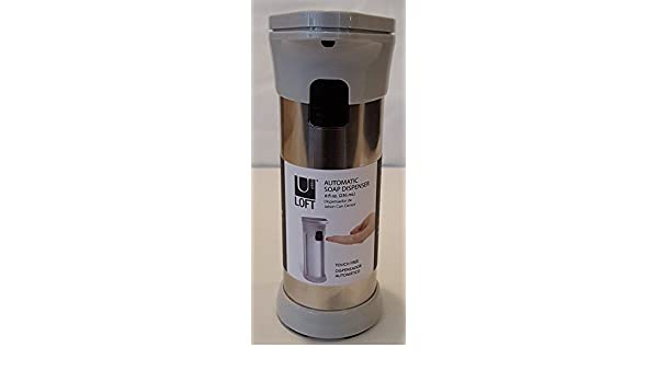 Amazon.com: Automatic Dispenser for Soap, Gel or Lotion (Grey): Home & Kitchen