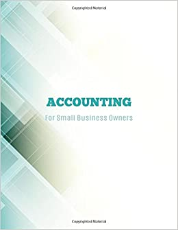 amazon com accounting for small business owners accounts journal