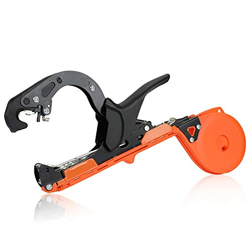 Garden Plant Tapetool Tapener Branch Tying Machine Hand Typing Tool for Vegetable, Vine Tomato, Grape and Flower