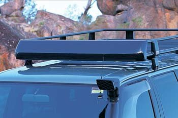 ARB 3700320 Roof Rack Wind Deflector, 44
