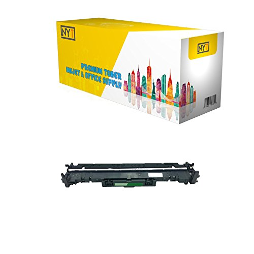 NYT Compatible CF219A Drum Unit– HP 19A Replacements for Laserjet & Laserjet Pro M102a M102w MFP M130a MFP M130fn MFP M130fw MFP 130nw – 1 Pack ()