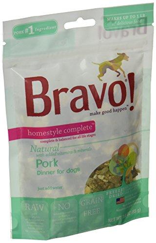 Bravo Homestyle Freeze Dried Dinner Pork Food, 3 oz. 416lWQHqm 2BL