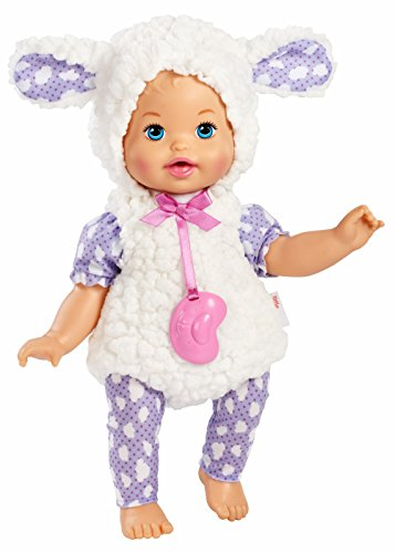 Little Mommy Dress Up Cuties Dreamtime Lamb Doll