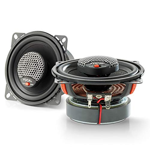 "Focal ICU 100 Universal Integration 4"" 2-Way Coaxial Speakers"