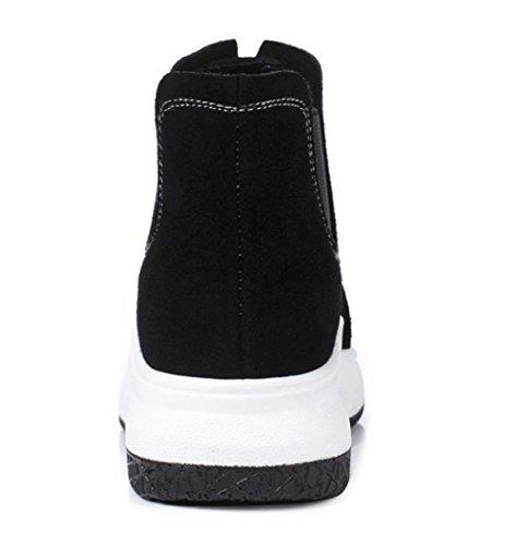 Estudiante femenino zapatos zapatos casuales dentro de los más altos zapatos de la señora de primavera y otoño , US5.5 / EU35 / UK3.5 / CN35