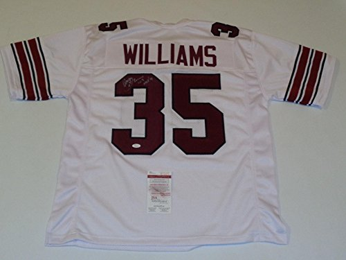 Williams White Nfl Jersey - 5