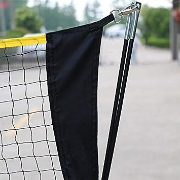 selfdepen Red De Entrenamiento De Voleibol//B/ádminton Red De Entrenamiento De Tenis De B/ádminton Est/ándar para Interiores Y Exteriores Est/ándar