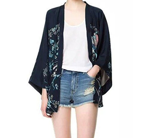 Joyi-Women-Japanese-Phoenix-Printed-Cardigan-Loose-Sweater-Jacket-Coat-Outwear-Tops