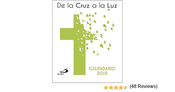 Calendario CD 2018. De la cruz a la luz Calendarios y Agendas ...
