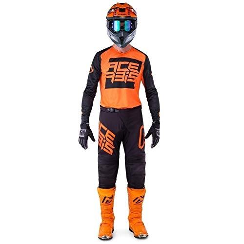 36 Mx orange Arcturiam Pantalon Noir T 1OPBqXxXw