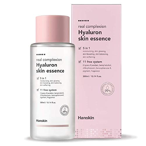 Hanskin Hyaluron Complexion Moisturizer Hydrating product image