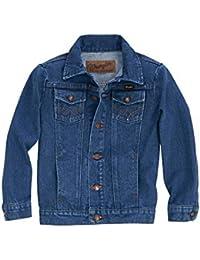 Boys' Western Denim Jacket