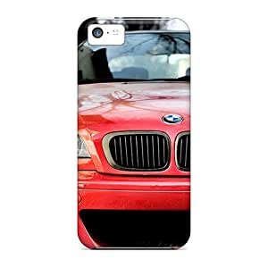 Bumper Hard Phone Cases For Iphone 5c (unB13152YaFE) Provide Private Custom Stylish Bmw Image