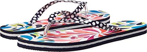 Vera Bradley Kvinna Flip Flops Splash Multi
