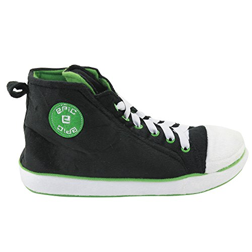 Gohom Black uomo amp;Green Chelsea Stivali xZOwrtxq4