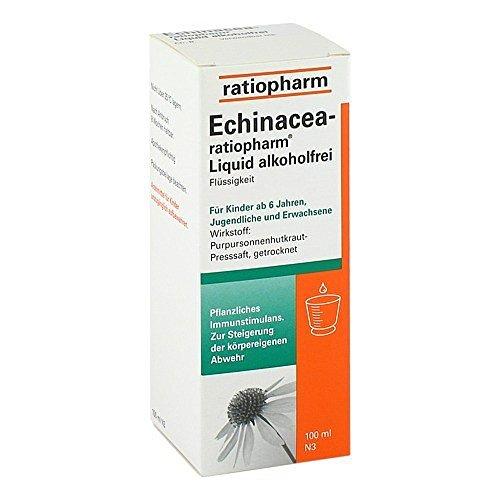 Echinacea Ratiopharm Liquid Alkoholfrei, 100 ml
