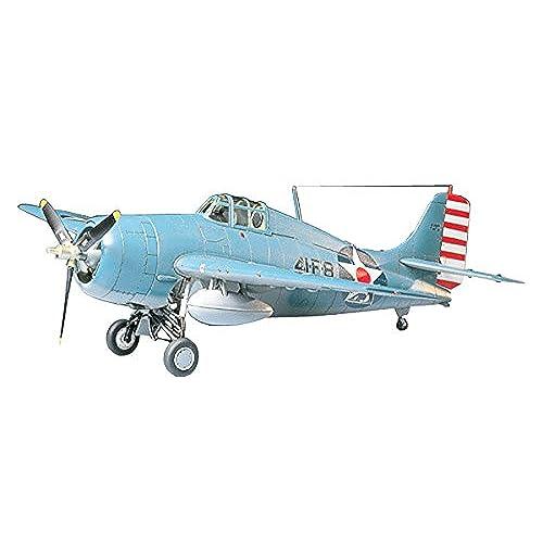 Tamiya Models Grumman F4F-4 Wildcat Model Kit on sale