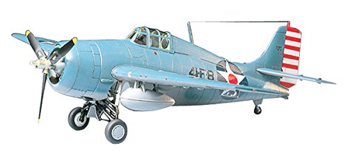Tamiya Models Grumman F4F-4 Wildcat Model (F4f 4 Wildcat)