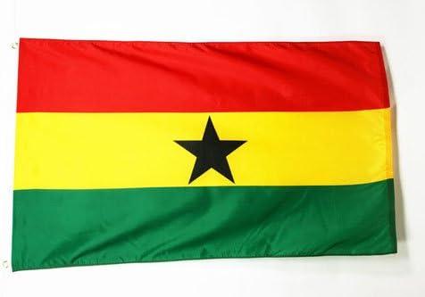 AZ FLAG Ghana Flag 2 x 3 Banner 2x3 ft Ghanaian flags 60 x 90 cm