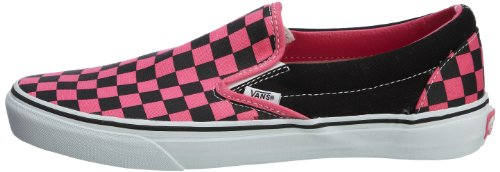 Vans Adulto Fandango Pink Classic Unisex Zapatillas Multicolor Slip Schwarz On 7v8x7r
