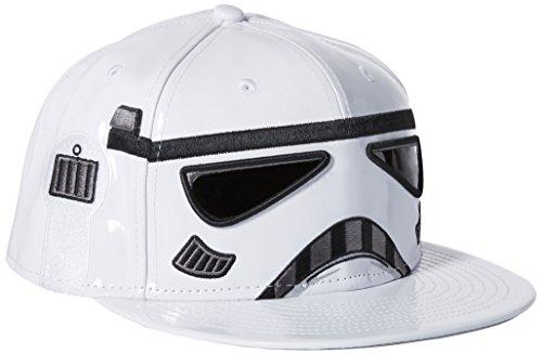 New Era Cap Men's Character Face Stormtrooper IV, (New Stormtrooper)