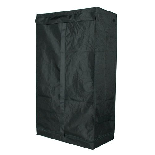 LEDwholesalers GYO1001 62-Inch x 36-Inch x 20-Inch Mylar Reflective Hydroponic Grow Tent
