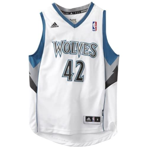 55137beed cheap NBA Minnesota Timberwolves Kevin Love  42 Youth Swingman Home Jersey