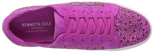Kenneth Cole New York Kvinders Swarovski Krystal Besat Techni-cole 37,5 Foring Sneaker Bubblegum