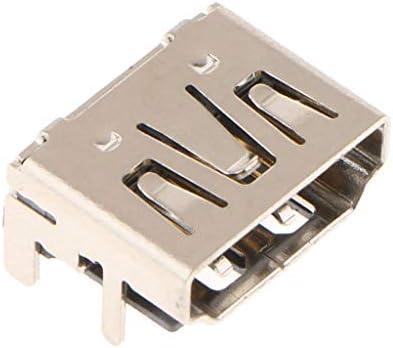 Xbox 360用 HDMIポートソケットインタフェースコネクタ 修理パーツ