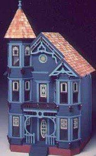 Amazon Com Duracraft Dollhouse Kit San Franciscan Toys Games