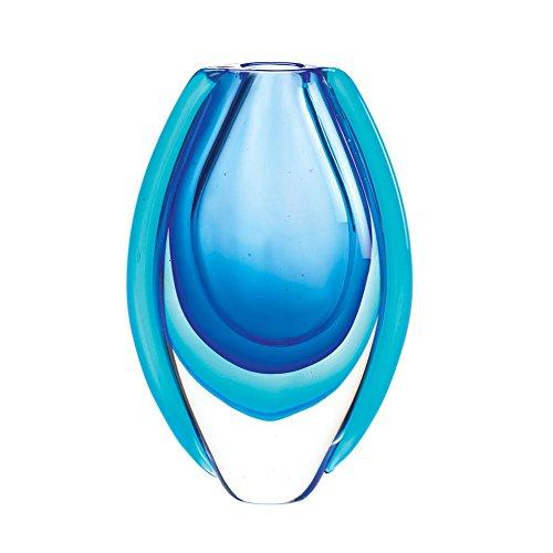 Art Glass Flower - 8
