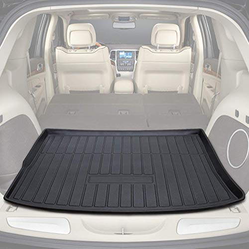 Danti Cargo Liner Rear Cargo Tray Trunk Floor Mat Protector for 2014-2018 Jeep Cherokee