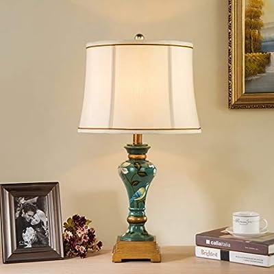 Lámparas de mesa- Lámpara de Escritorio Antigua, Decorativa E27 ...