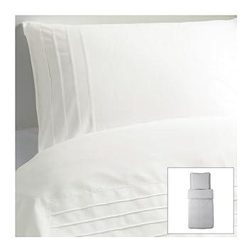 Ikea Bettwäsche Set Alvine Stra 140x200 Cm Und 80x80 Cm Aus 100