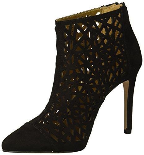 BCBGeneration Women's Hanie Fashion Boot, Black/Black, 7 M US