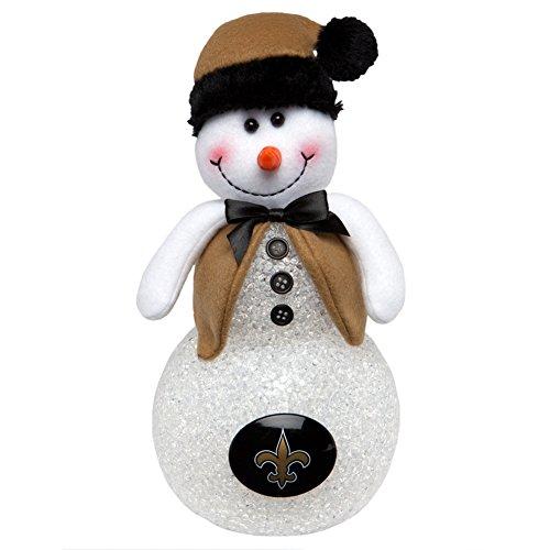 Saints Snowmen New Orleans Saints Snowman Saints Snowman